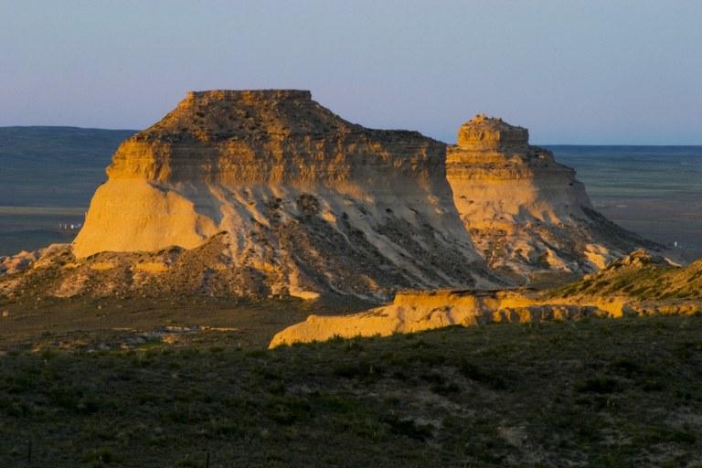 Pawnee Pioneer Trails