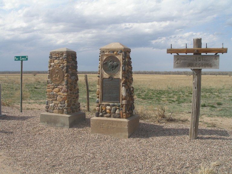Pony Express Interpretive Site