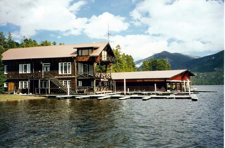 Grand Lake  Boathouse