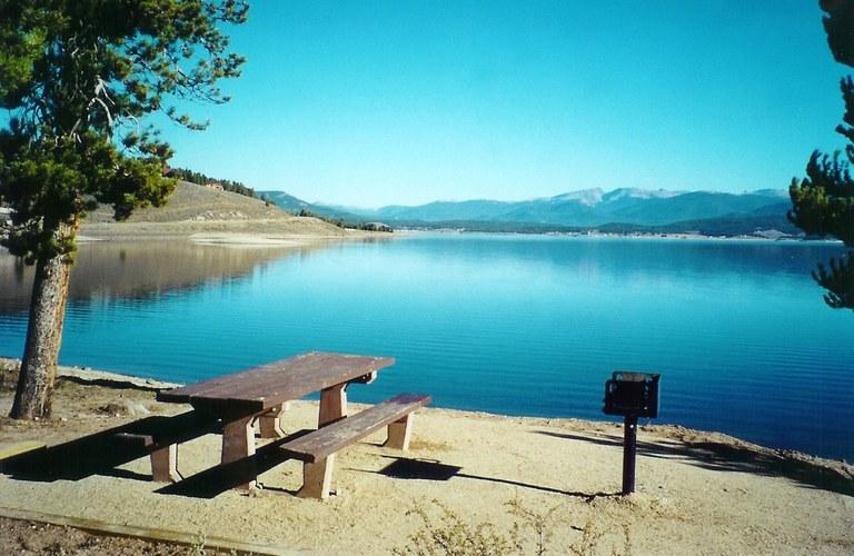 Lake Granby Picnic Area