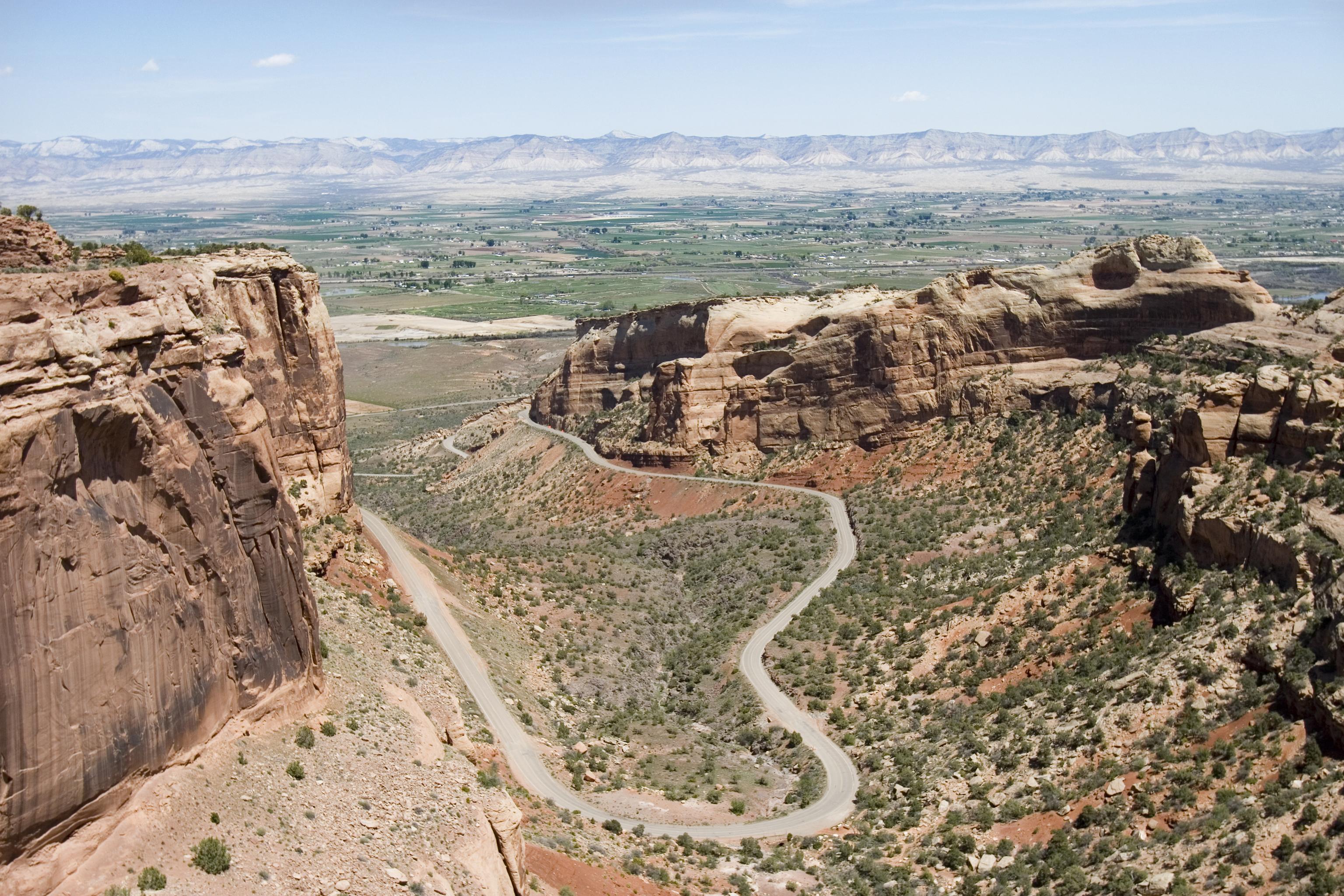 Dinosaur Diamond- CO National Monument detail image