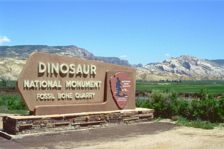 Dinosaur National Monument detail image