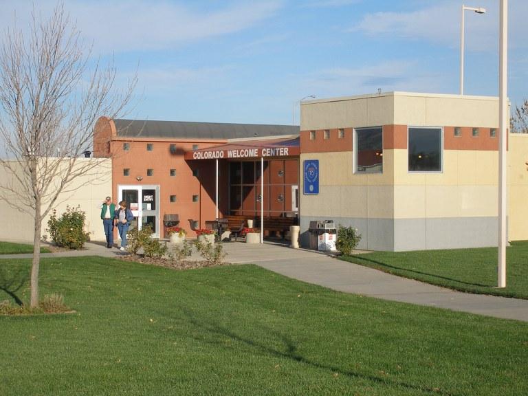 Fruita Welcome Center