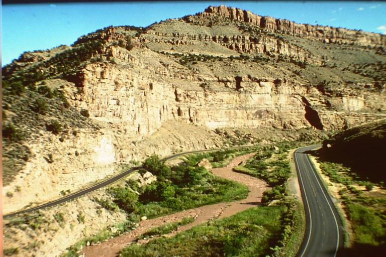 Plateau Canyon