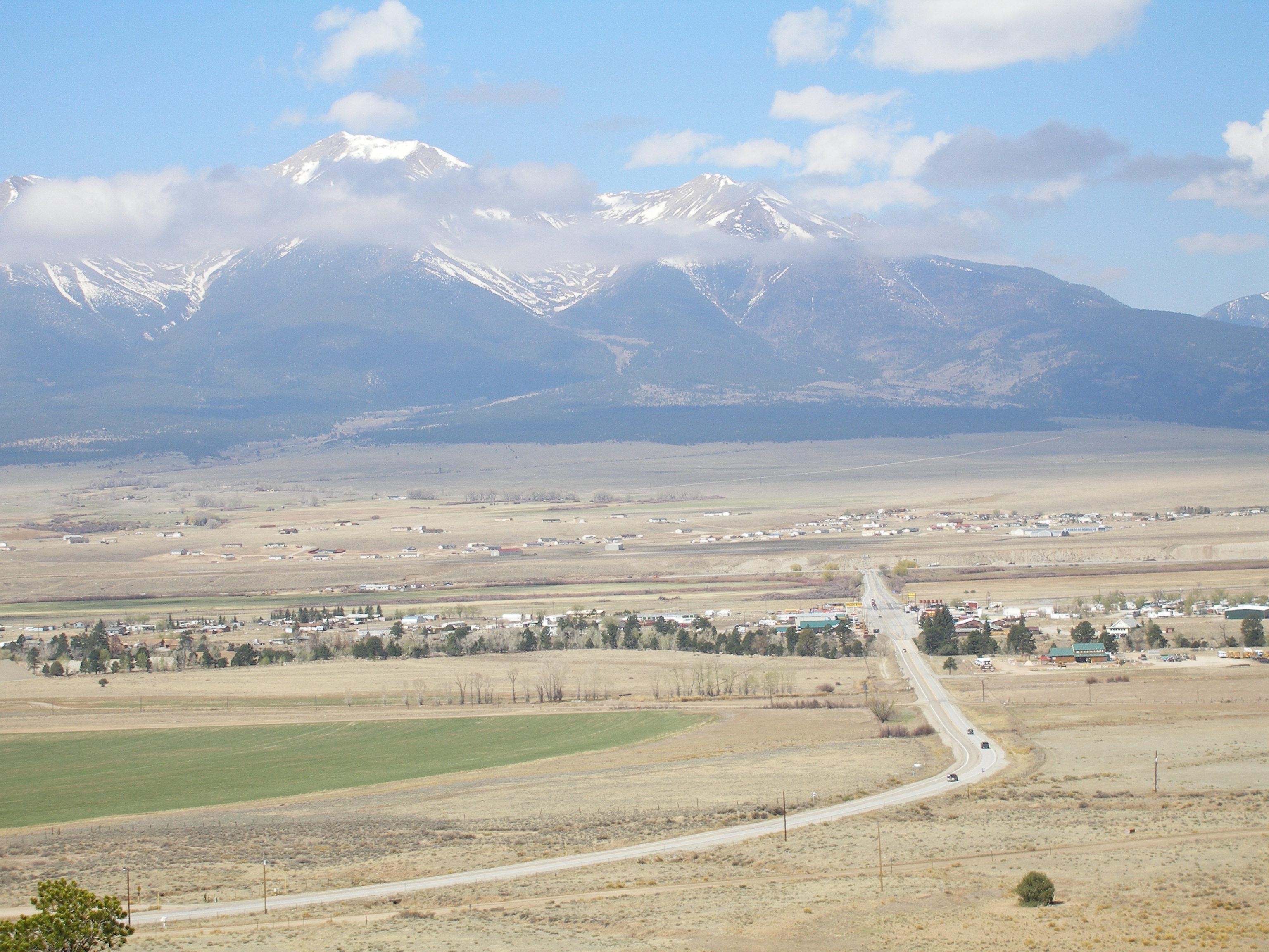 Mt. Princeton Detail Image