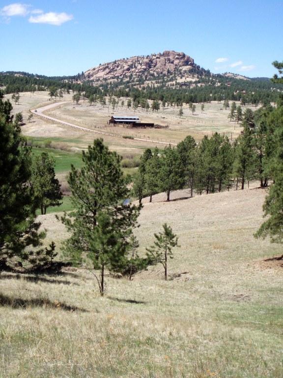 Larsen Ranch & Gold Belt Byway