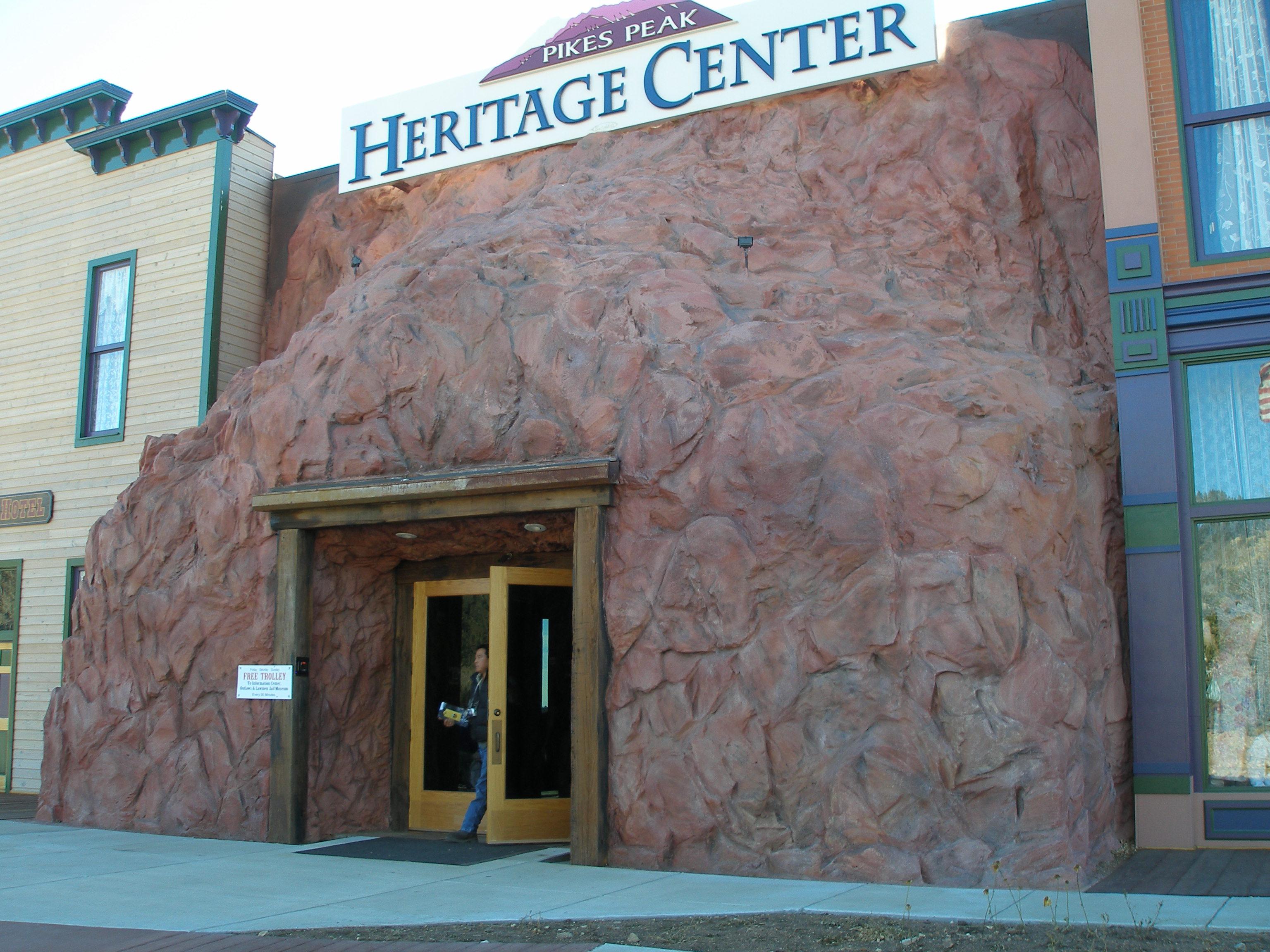 Pikes Peak Heritage Center detail image