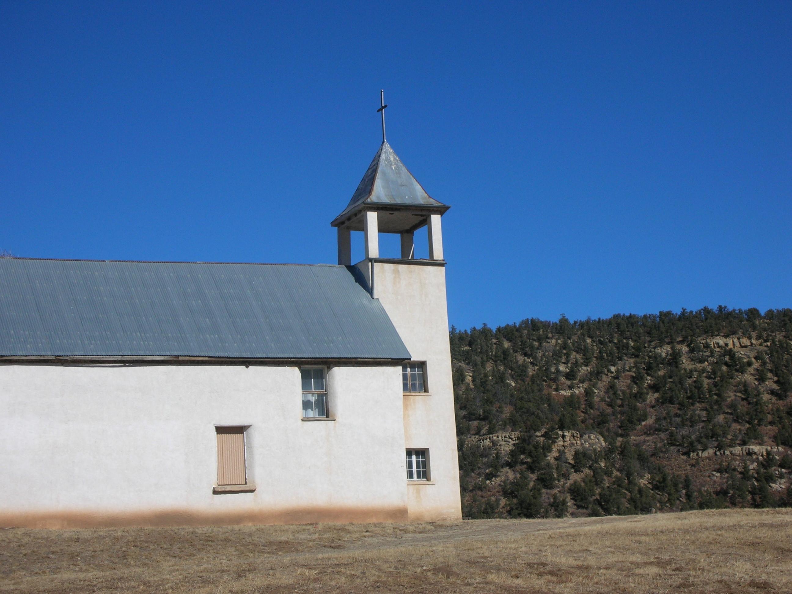 San Isidro Church detail image