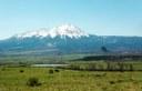 Spanish Peaks near La Veta