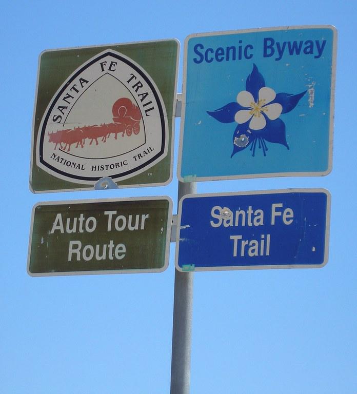 Auto Tour Route