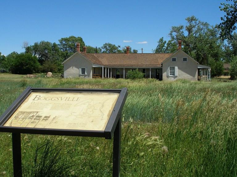 Boggs House, Boggsville