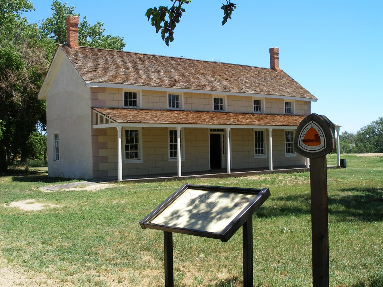 Prowers House, Boggsville