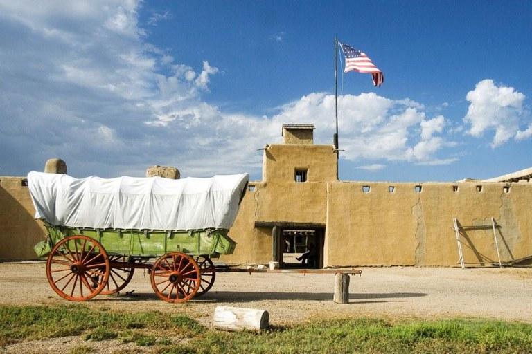 Santa Fe Trail - Bent's Old Fort