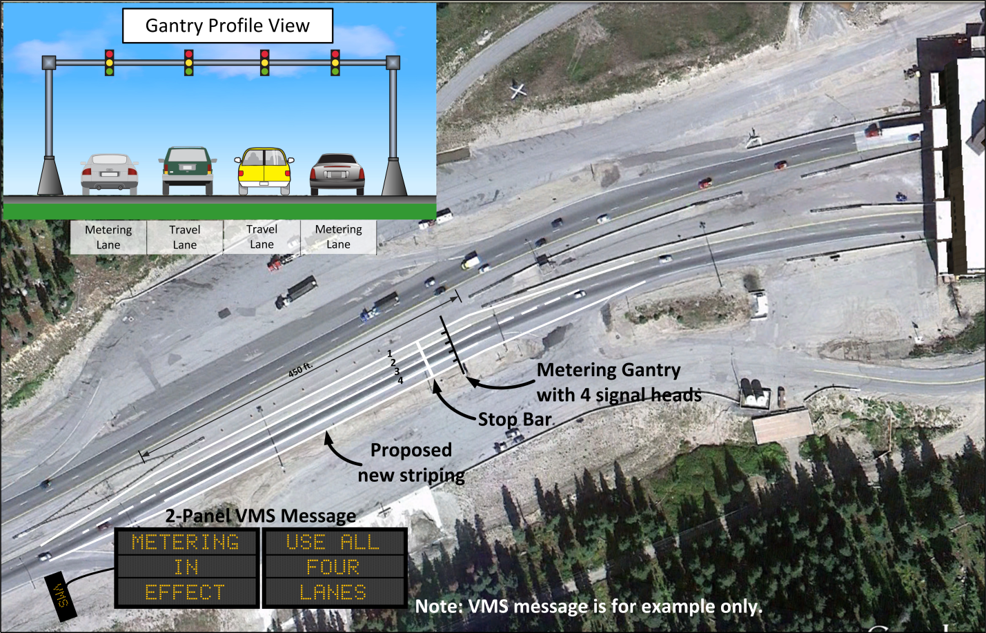 Com Continuous News Colorado >> I-70 Metering at the Eisenhower Tunnel