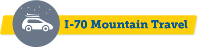 I-70 Mountain Travel logo
